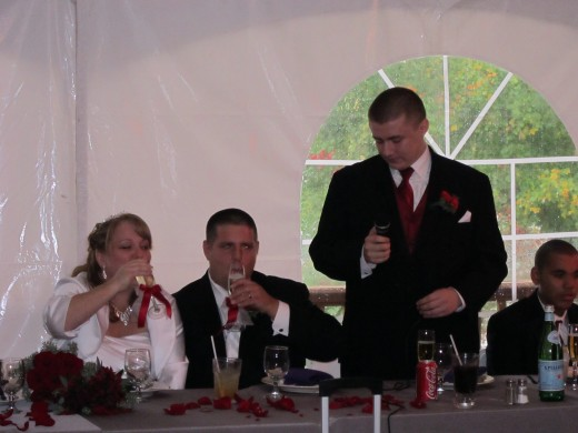 The Best Man Speech...