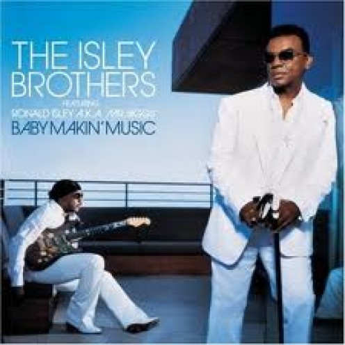 The Isley Brothers was a fabulous R and B band with lead singer Ron Isley and his soulful voice at the helm.
