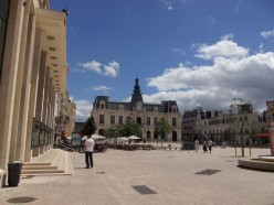Poitiers, France trip