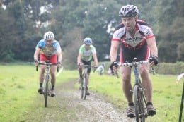 You need to build cycling strength to help competition performance. Particularly for events like cyclocross