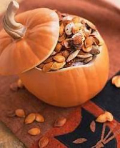 Toasted Pumpkin Seeds-Nutritional Value and Easy Recipe