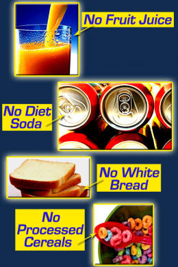 Foods that cause cravings