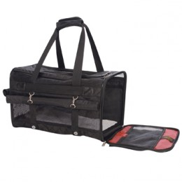 Sherpa Ultimate Pet Carrier, Large in Black