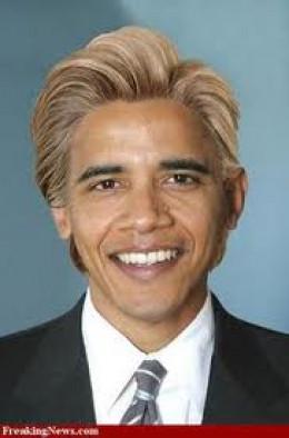 Obama is a white man.