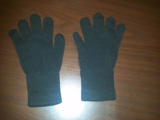 Gloves for a Link Costume