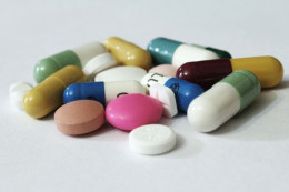 Vitamin pills can help maintain good health