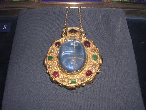 A talisman with beautiful stones!