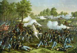 Battle of Wilson's Creek--Aug. 10, 1861