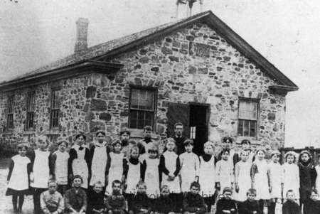 School, Port Union.