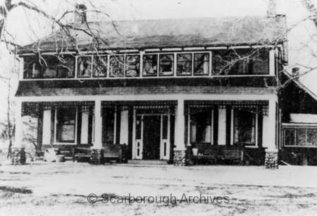 Residence, formerly Helliwell's Hotel