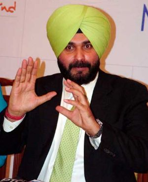 "Navjot Singh Siddhu ""Cricketing Legend and father of siddhuism''"