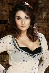 "Urvashi Dholakia ""The Vamp"""
