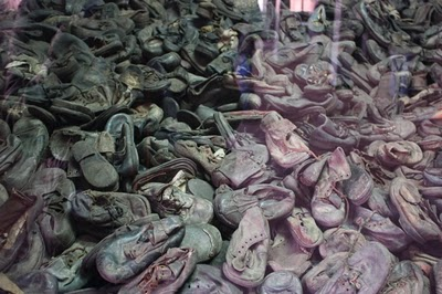 How do possessions define us?  http://www.holocaustshoeproject.org/cartload. READ THE POEM on the Cartload of Shoes