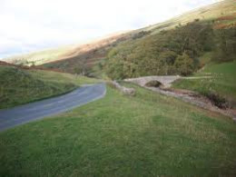 Take to a minor road towards Yockenthwaite - once upon a time this was thickly wooded. 'Thwait' is a Norse word for 'clearing'