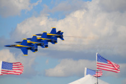 High-Flying Acrobats: The Blue Angels