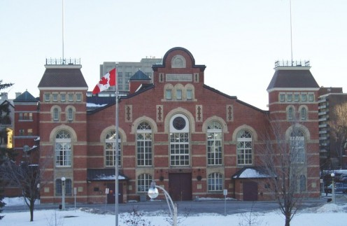 Cartier Square Drill Hall, Ottawa