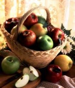 Fall Time Apple Salad