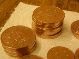Money money money - fool's gold