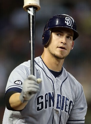 The sweet swinging Yasmani Grandal