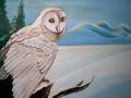A Hoot Owl's Haiku
