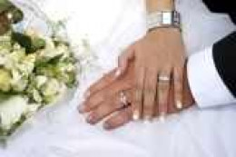 Longing to hold the hand in marriage again.
