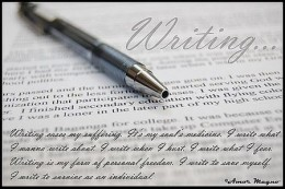 copy editing is a great way to use the skills many writers already have to earn more money online