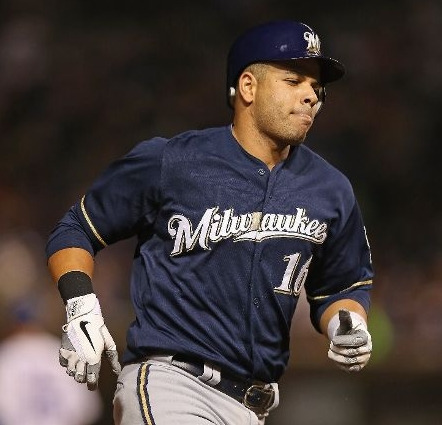 Aramis Ramirez of the Milwaukee Brewers