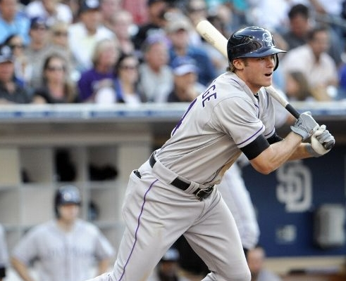 Josh Rutledge looks to make an impact in 2013.