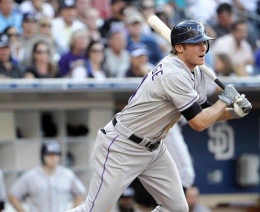 Josh Rutledge looks to make an impact in 2013.