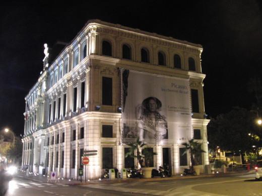 Hôtel de Ville of Cannes