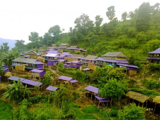 Manakamana Village