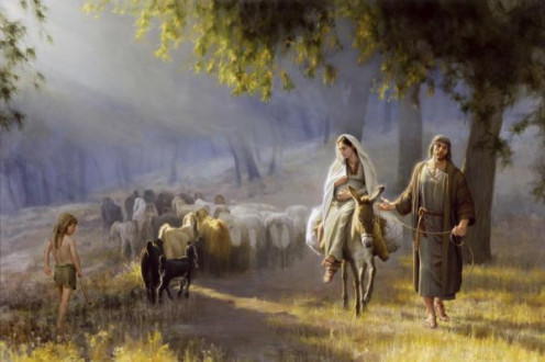 """Journey To Bethlehem,"" by Joseph Brickley"