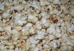 Kids Cook Monday Recipe: Caramel Sauce for Popcorn