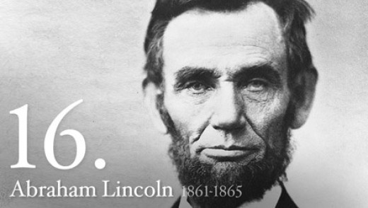 Abraham Lincoln (Photo Credit: http://www.whitehouse.gov/about/presidents/abrahamlincoln)