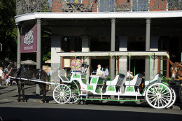 A Carriage on Decatur Street