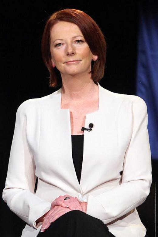 Ms Gillard