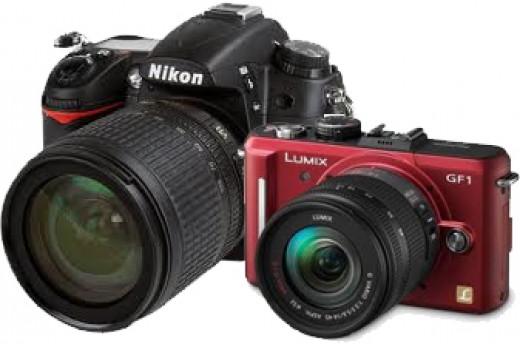 Digital camera comparison