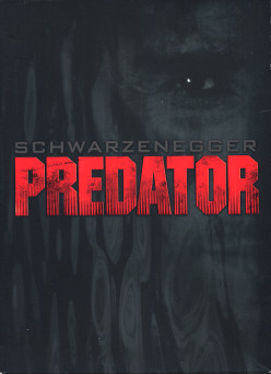 Predator: WTH are you? One ugly MoFo?
