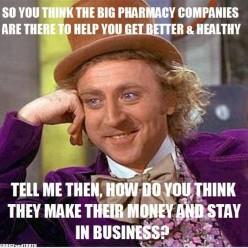 Big Pharma, The Modern Dope Pusher.