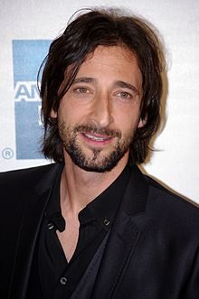 Adrien Brody, the big nosed Hollywood actor.