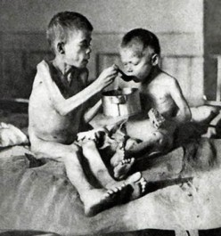 Stalin and Famine in the USSR in 1932-1933