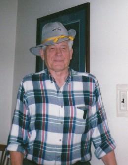Everett Ritenour - 2002 at age 75