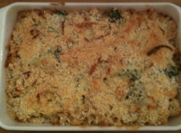 Baked Macaroni and Cheese Ready to Eat