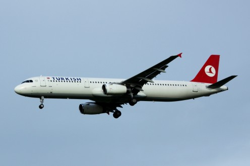 The Best Airline in Europe by Skytrax goes to Turkish Airlines