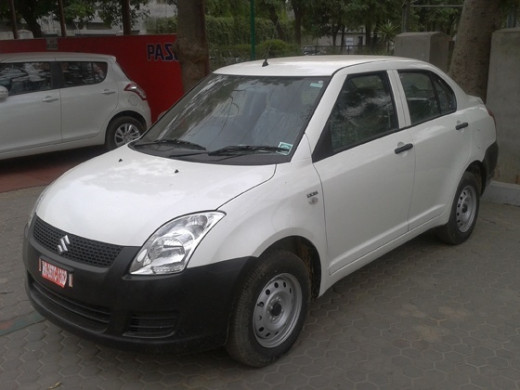 2012  Maruti Swift Dzire Discounts for this Diwali
