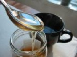 Honey to soothe a cough
