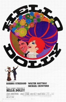 Musicals 1960-1969 - 100 Years of Movie Posters - 54