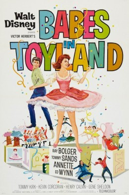 Babes in Toyland (1961)
