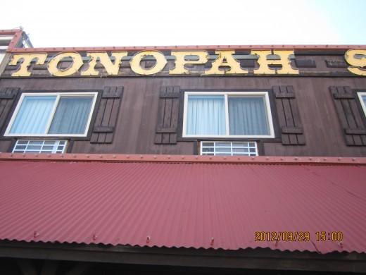 Tonopah, Nevada: looks like a fine place to retire.