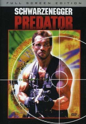 Predator DVD Jacket